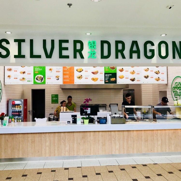 Silver Dragon W Galerii Pestka Galeria Pestka